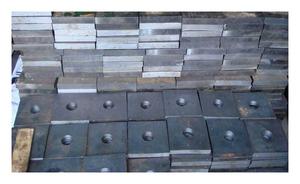 Анкерная плита М56 ГОСТ 24379.1-80
