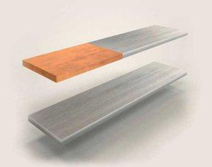 Пластина переходная АП (электротехническая) 100х10